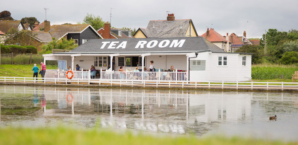 Southwold Boating Lakes and Tearoom